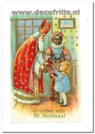 Sinterklaaskaart 38