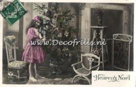 Victoriaanse Kerstkaart 16