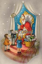 Sinterklaaskaart 5