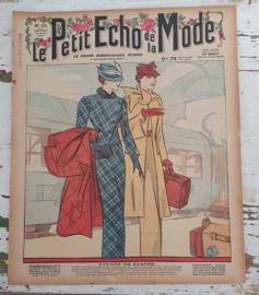 Uit 1936! tijdschrift Le Petit ECHO de la MODE