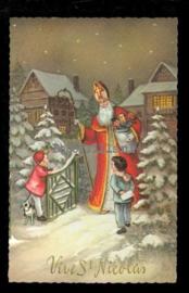 Sinterklaaskaart 36