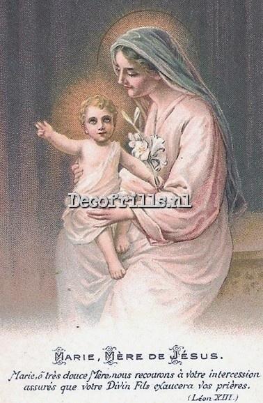 Marie Mère de Jesus