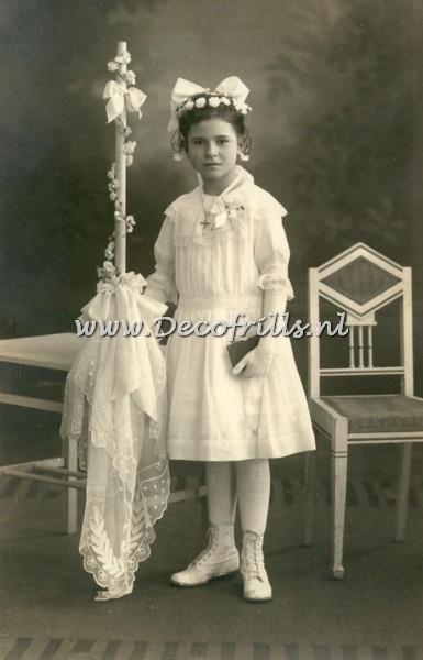 Oude foto Eerste Heilige Communie 4