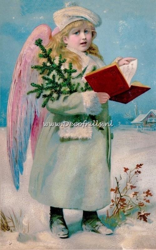 Kerstkaart 122