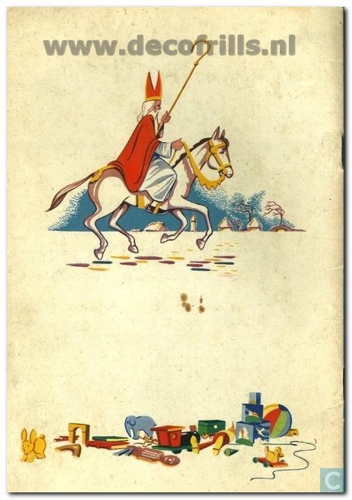 Sinterklaas Poster A4
