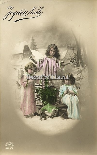 Kerstkaart 158