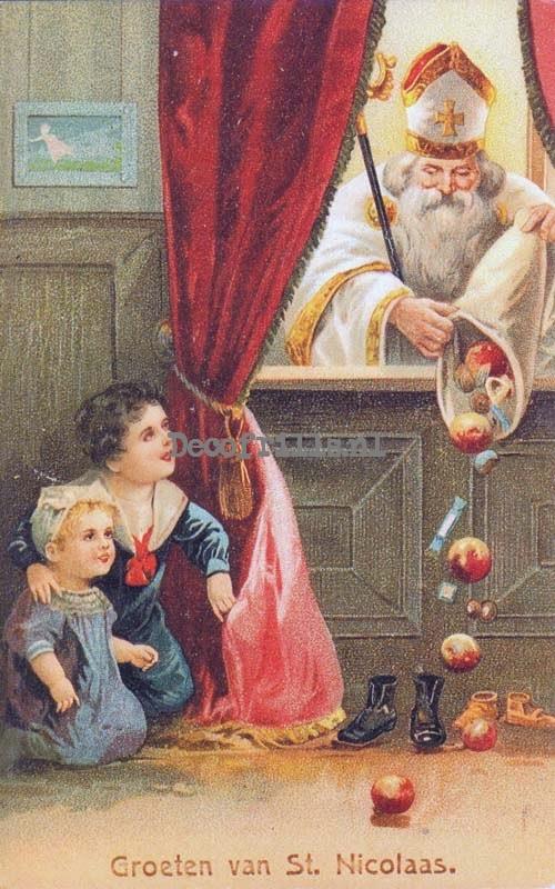 Sinterklaaskaart 26
