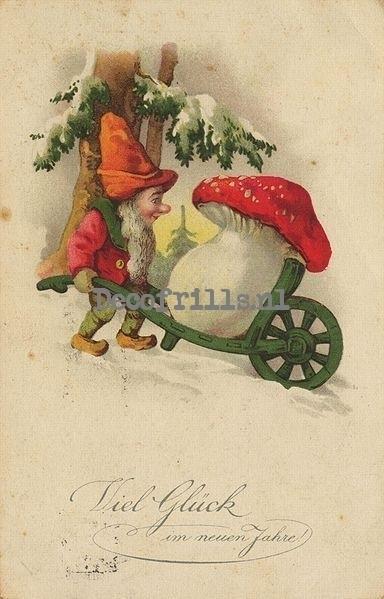 Kerstkaart 291