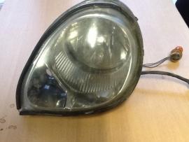 0008A koplamp links vele type'e aixam zie omschrijving