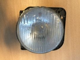 00081 koplamp aixam rond oud type zie omschrijving