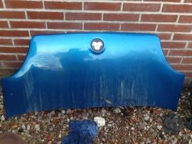 00518 motorkap aixam 400 nieuw model blauw