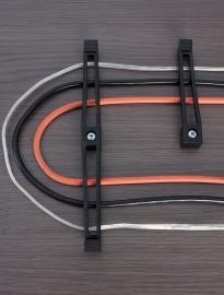 Kabelklem (model enkel)