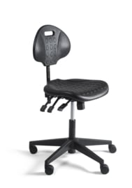 Werkstoelen LAAG