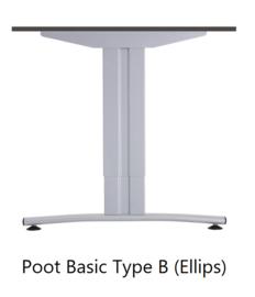 Huislijn Basic bureau 180 x 80cm