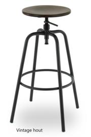 Barkruk / barstoel Monet hoog 71-79cm