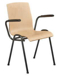 Kerkstoel / zaalstoel model 4421