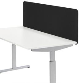 Akoestisch paneel t.b.v. montage aan tafelblad 51cm hoog. Diverse maten
