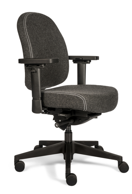 High End bureaustoel  Xc Compact