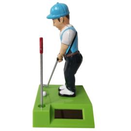 Golfer solar pal