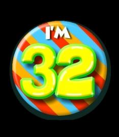 I`m 32