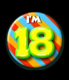 I`m 18