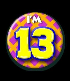 I`m 13
