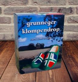 Klompendrop Grunneger doosje 175 gr
