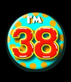 I`m 38