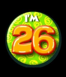I`m 26