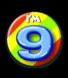 I`m 9