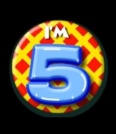 I`m 5