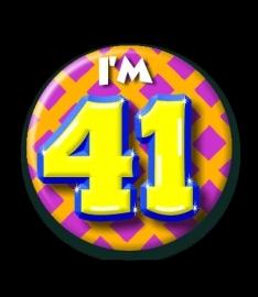 I`m 41