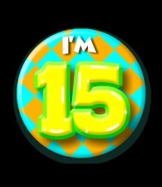 I`m 15