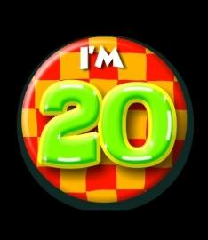 I`m 20