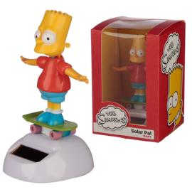 Bart Simpson solar pal