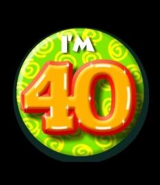 I`m 40