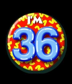 I`m 36