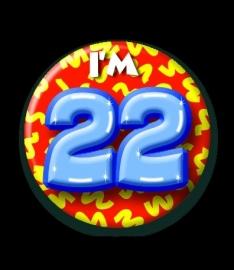 I`m 22