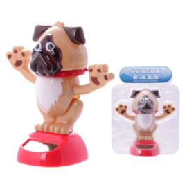 Dansende Hond Solar Pal