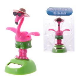 Dansende Flamingo Zonnebril Solar Pal