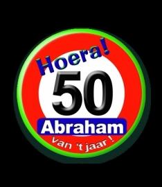 Hoera! 50 Abraham