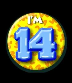 I`m 14