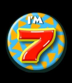 I`m 7