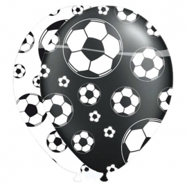 Voetbal ballonnen (8)