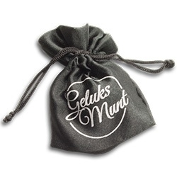 Geluksmunt  Silk Bag