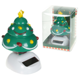 Kerstboom solar pal