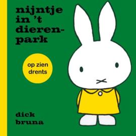 Boekje Nijntje in 't dieren-park (Drents)