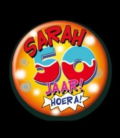 Sarah 50 jaar!