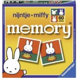 Ravensburger Nijntje 60 jaar mini memory - Kinderspel