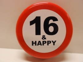 16 and happy
